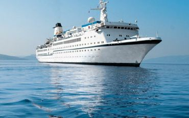 1980 Cruise Ship - 406 Passengers - Stock No. S2402