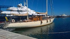 1971 Sangermani 27 Ketch