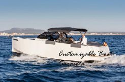 2021 De Antonio Yachts D34 OPEN