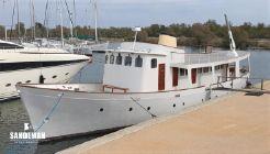 1962 Custom Watson Twin Screw Motor Yacht