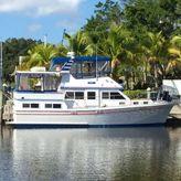 1985 Marine Trader sundeck trawler