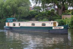 2000 Narrowboat 54' Narrowbeam Dutch Barge