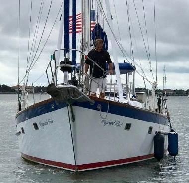1977 Irwin 61 Cutter-Ketch 2016 COMPLETE RE-FIT - 61' IRWIN CUTTER-KETCH RIGGED