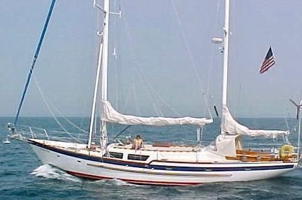 1977 Irwin 61 Cutter-Ketch 2016 COMPLETE RE-FIT - SISTERSHIP