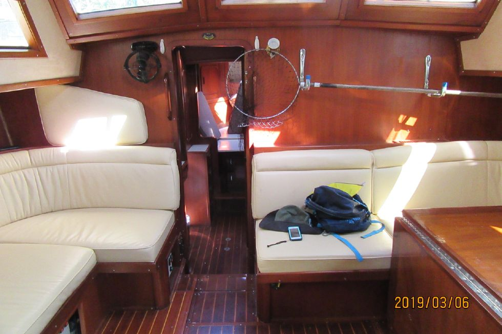 1977 Irwin 61 Cutter-Ketch 2016 COMPLETE RE-FIT