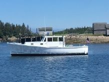 1990 Custom Downeast Pleasure Cruiser