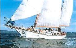 1977 Hardin Sea Wolf Masthead Ketch