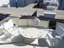 1979 Viking Motor Yacht EXTRA CLEAN!!! - Spacious Aft Deck