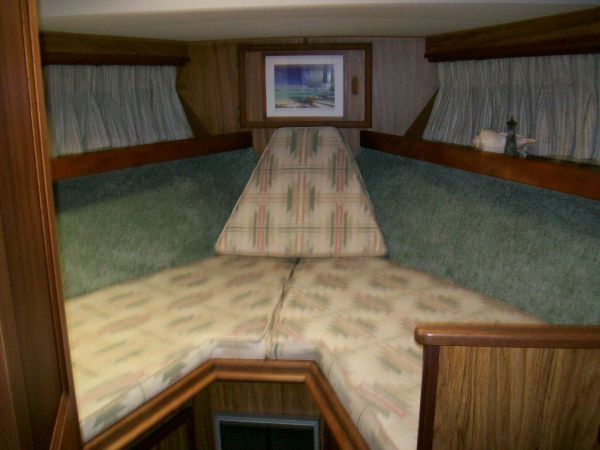 1979 Viking Motor Yacht EXTRA CLEAN!!! - Forward Stateroom