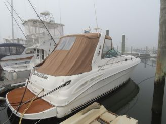 1999 Sea Ray 340 Sundancer
