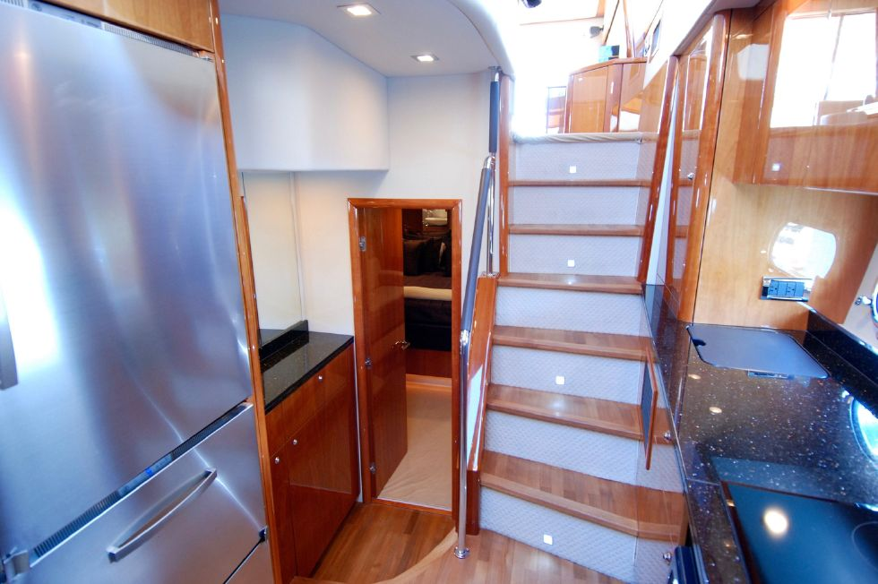 2011 Sunseeker Manhattan 60 - Galley