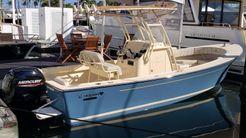 2020 Vanquish - Bristol Harbor 21CC