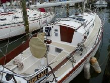 1984 Cape Dory Plan B Cutter