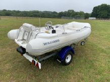 2009 Williams Jet Tenders 325