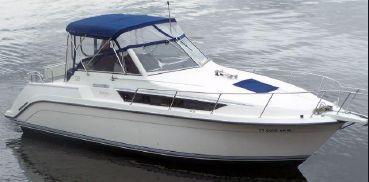 1991 Carver 528 MONTEGO