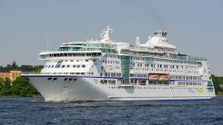 2004 Cruise Ship -1,800/2,000 Passenger - Stock No. S2312