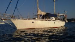 2002 Custom Steel Ketch