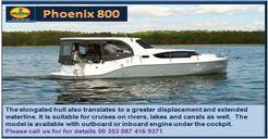 2020 Dalpol Yacht Phoenix 800