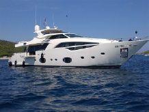 2012 Ferretti Yachts Custom Line 100