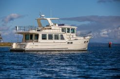 2015 North Pacific 49 Pilothouse