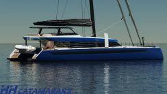 2021 Hh Catamarans 88 Custom