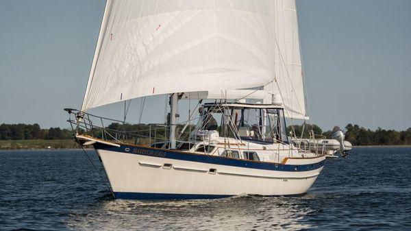 Irwin 52 Cruising Yacht NAUTORIOUS