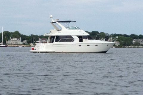 1999 Carver 450 Voyager Pilothouse - NORTHERN TREASURE