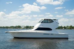 2009 Riviera 47 Enclosed Flybridge Series II