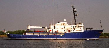 1967 Custom Research Expedition Vessel