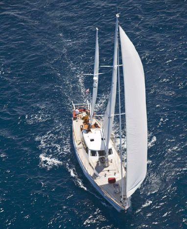 1982 Don Brooke - Export Yachts For Sale New England