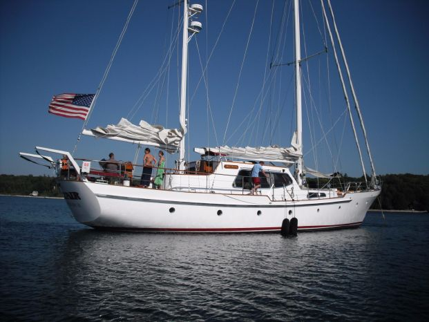1982 Don Brooke - Export Yachts Brokerage Purchase