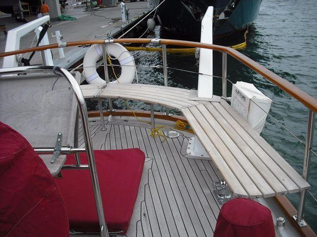 1982 Don Brooke - Export Yachts Brokerage Broker