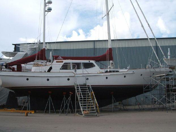1982 Don Brooke - Export Yachts BoatsalesListing Brokerage