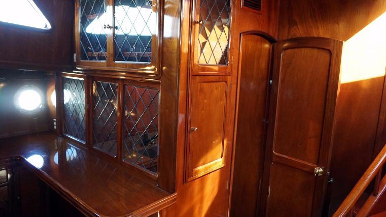 1982 Don Brooke - Export Yachts Buy Rhode Island