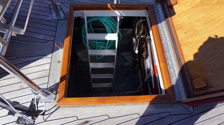 1982 Don Brooke - Export Yachts BoatsalesListing Rhode Island