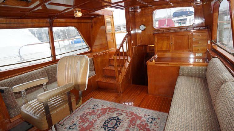 1982 Don Brooke - Export Yachts BoatsalesListing Maine