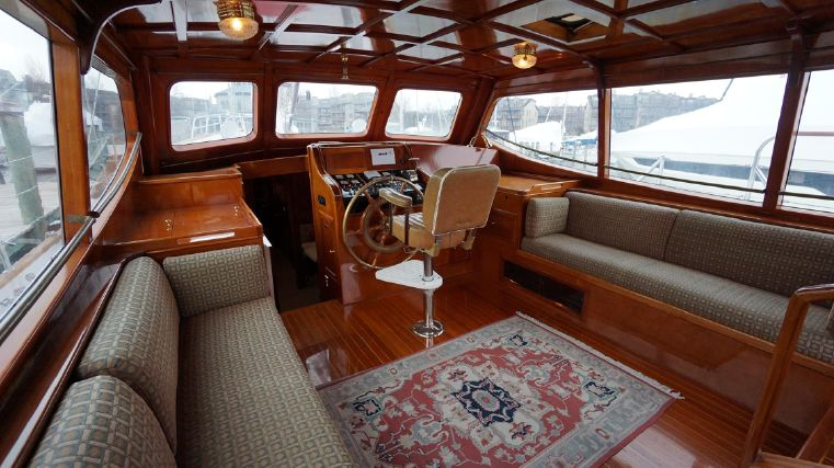 1982 Don Brooke - Export Yachts BoatsalesListing Purchase