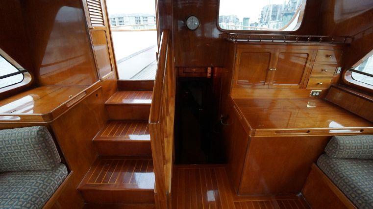1982 Don Brooke - Export Yachts BoatsalesListing New England