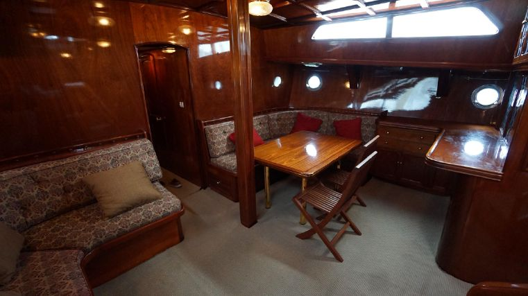 1982 Don Brooke - Export Yachts Buy Connecticut