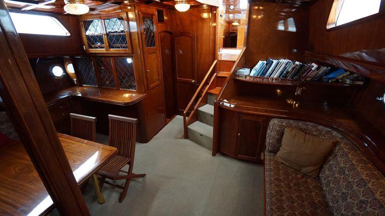 1982 Don Brooke - Export Yachts Purchase Brokerage