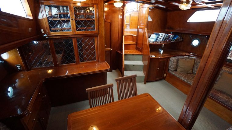 1982 Don Brooke - Export Yachts Buy Sell