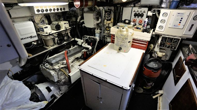 1982 Don Brooke - Export Yachts Brokerage BoatsalesListing