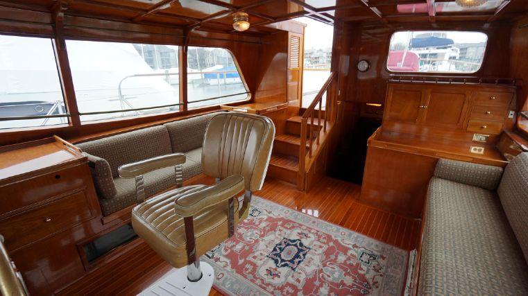 1982 Don Brooke - Export Yachts BoatsalesListing Sell
