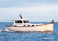 2010 Menorquin 160