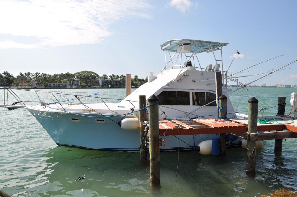1987 Egg Harbor Sport Flybridge