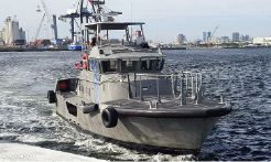 1993 Textron Off Road USCG Converted Pilot Boat