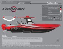 2021 Fountain 38SC