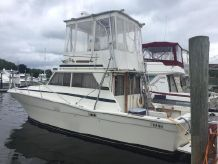1982 Viking 35 Convertible Diesel