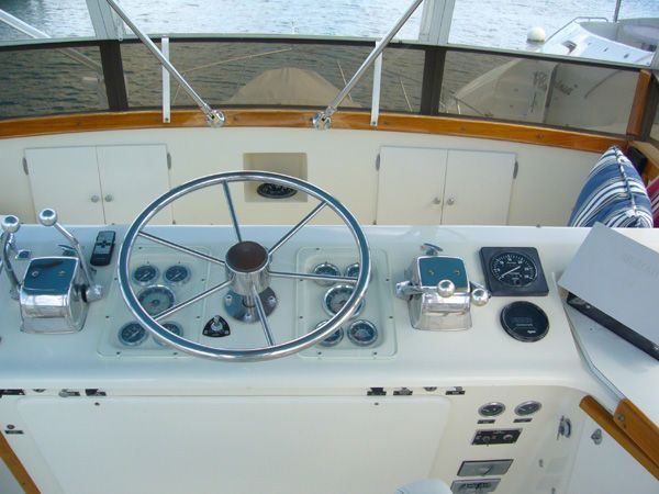 1980 Post 42 Sportfish Boats For Sale Dimillos Yacht Sales