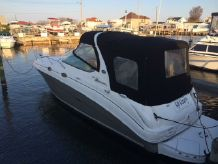 2008 Sea Ray 280 Sundancer w 108 HRS